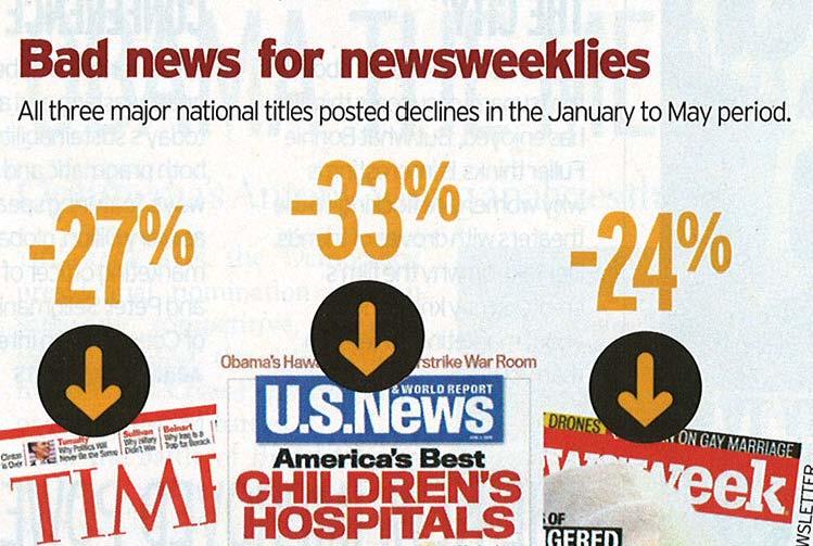 Newsweeklies