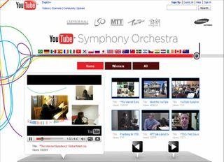 YouTube Symphony