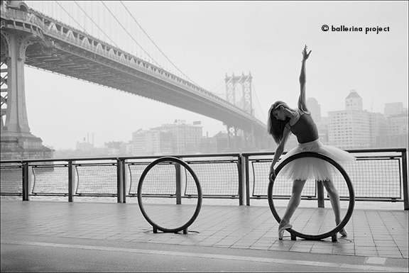 Ballerina east river ballerina project